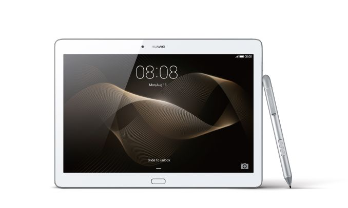HUAWEI MediaPad M2 10.0 LTE 64GB Android 5.1 Tablet silber
