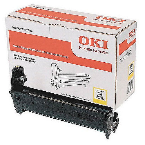 43870005 Trommel-Kit gelb C5650, C5750 | 5031713040095