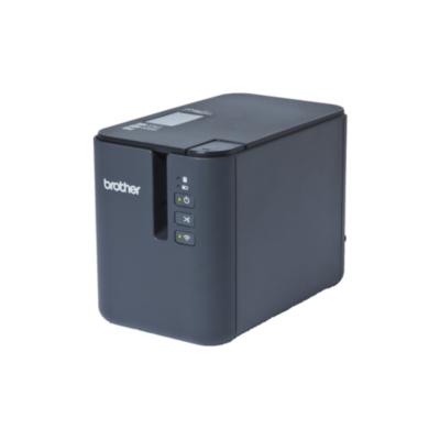 Brother  P-touch PT-P900W Beschriftungsgerät Etikettendrucker WLAN | 4977766760904