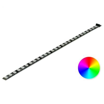 Nanoxia  RGB Rigid LED Leiste (30cm) ASUS Aura/MSI Mystic Light zertifiziert   4260285294600