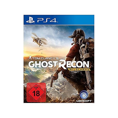 Tom Clancys Ghost Recon Wildlands – PS4 FSK18 | 3307215912980