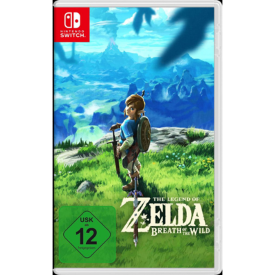 Nintendo The Legend of Zelda: Breath of the Wild –  Switch | 0045496420093