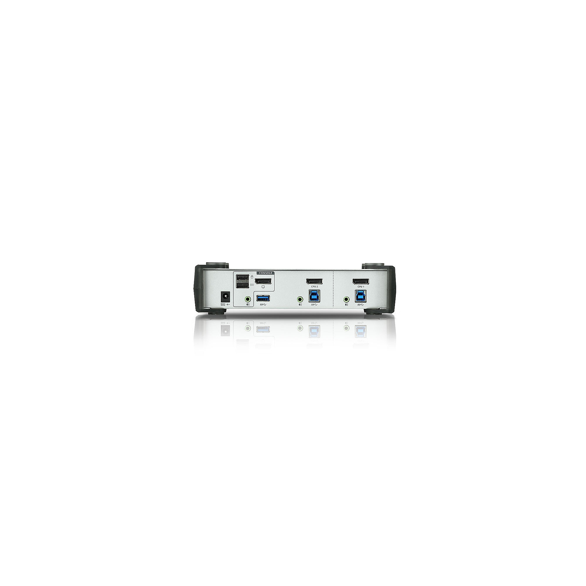 Aten CS1912 2-Port KVMP Switch DP/Audio/USB3.0