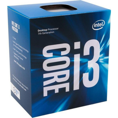 Intel  Core i3-7100 2x 3,9 GHz 3MB-L3 Sockel 1151 (Kabylake) | 5032037096171