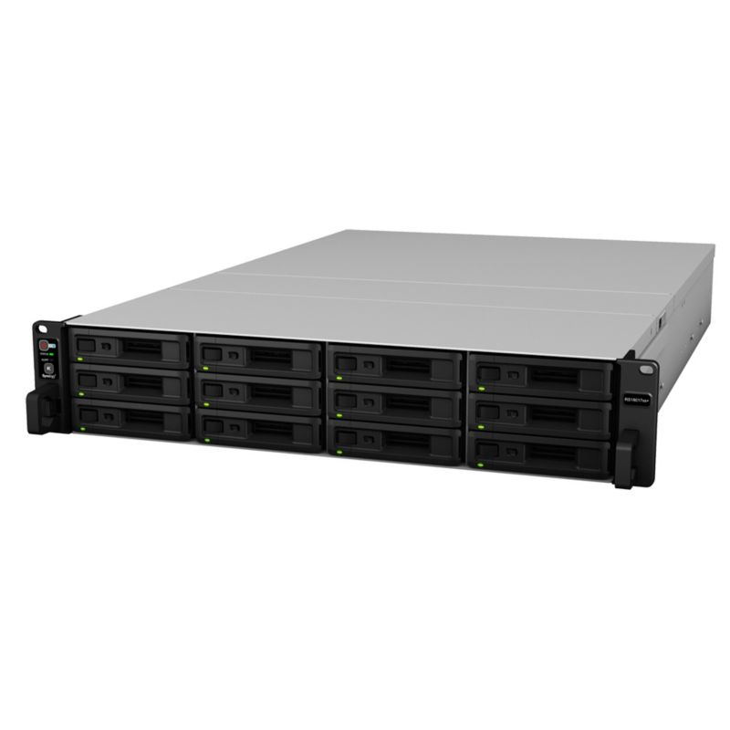 Synology Rackstation RS18017XS+ NAS System 12-Bay