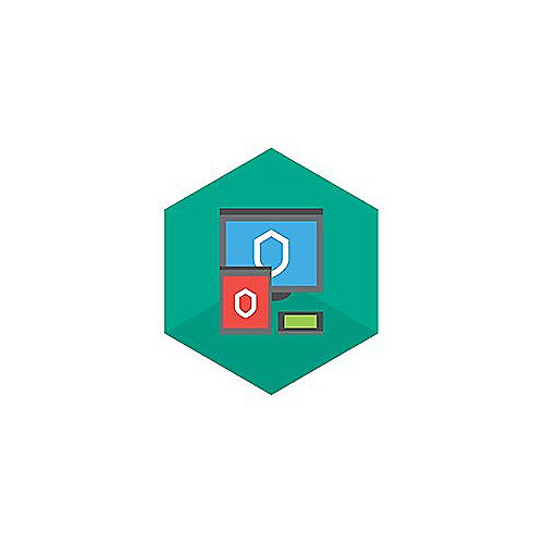 *Kaspersky Internet Security 2016 5 Desktop 1Jahr - Lizenz