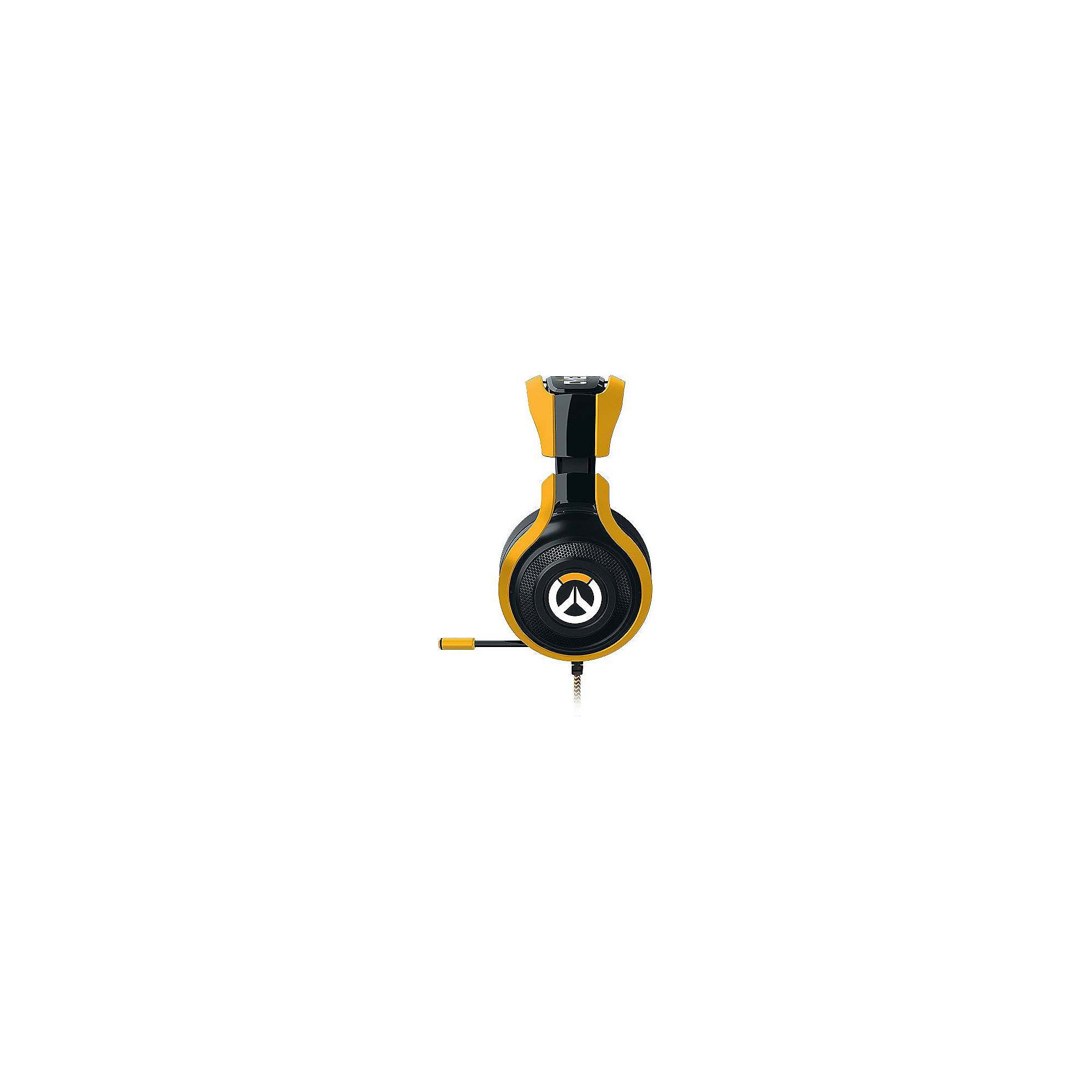 Razer ManO´War kabelgebundenes Gaming Headset Overwatch Editon schwarz / orange
