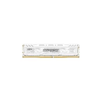 Ballistix 8GB  Sport LT Weiss DDR4-2666 CL16 (16-18-18) RAM | 0649528781772