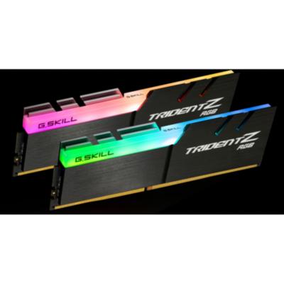 G. Skill 16GB (2x8GB) G.Skill Trident Z RGB DDR4-3866 CL18 (18-19-19-39) DIMM RAM Kit | 4719692014948