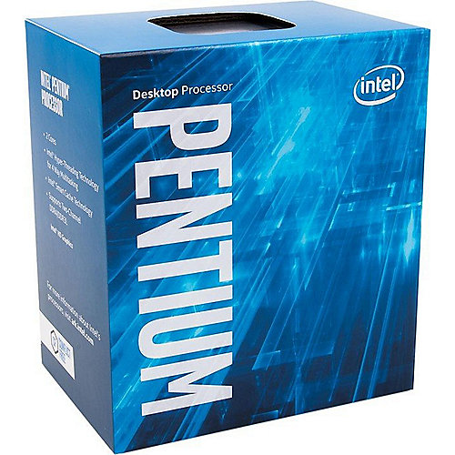 Intel Pentium G4560 (2x3.5 GHz) 3MB Video/HD Sockel 1151 (Kabylake) BOX