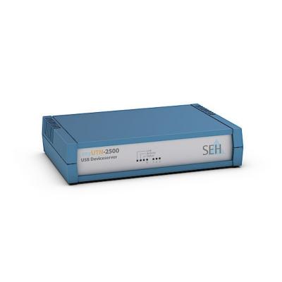 SEH Computertechnik GmbH SEH myUTN-2500 (M05080) USB 3.0 – Deviceserver Gigabit LAN | 4037863050800
