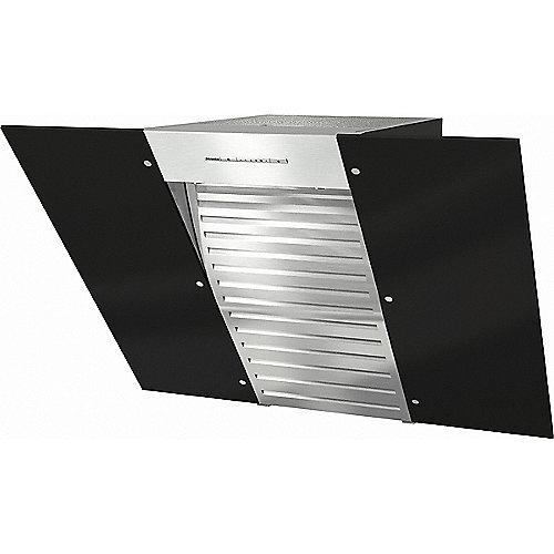 DA6086W Black Wing Wand-Dunstabzugshaube B 80cm Edelstahl/Schwarz   4002515566169