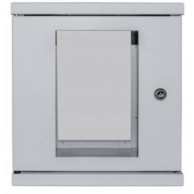 Intellinet  10″ Wandverteiler 320 (H) x 300 (B) x 300 (T) mm 6HE grau | 0766623711708