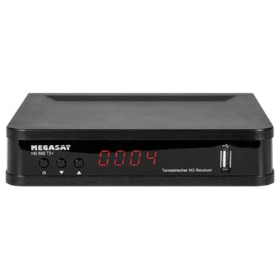 Megasat  HD 650 T2+ DVB-T2HD Receiver HDMI/USB   4046173106367