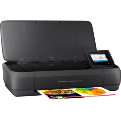 HP  OfficeJet 250 Mobiler Drucker Scanner Kopierer WLAN | 0889894442550