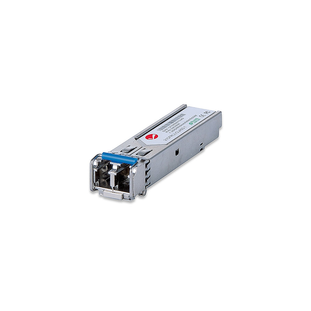 Intellinet Gigabit SFP Mini-GBIC Transceiver für LWL-Kabel Multimode 550m