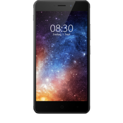 TP-Link Neffos  X1 16GB 4G LTE Dual-SIM cloudy grey Android 6.0 Smartphone | 6935364080280