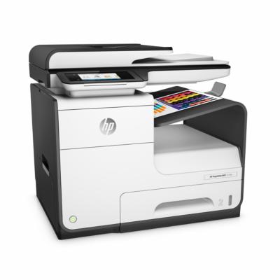 HP  PageWide 377dw Multifunktionsdrucker Scanner Kopierer Fax LAN WLAN | 0889894506023