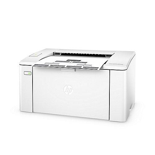 LaserJet Pro M102a S/W-Laserdrucker USB   0889894212351
