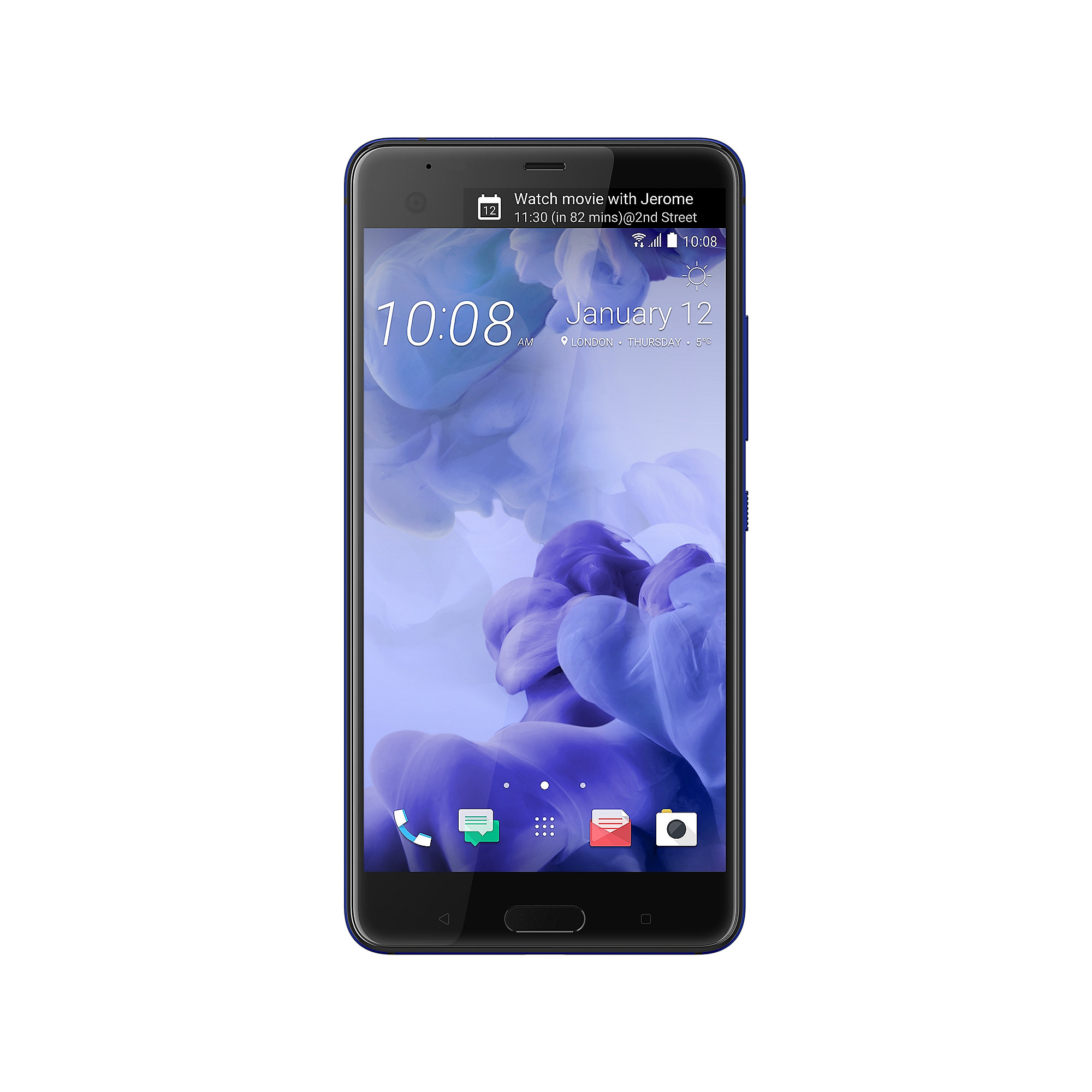 HTC U Ultra sapphire blue Android Smartphone
