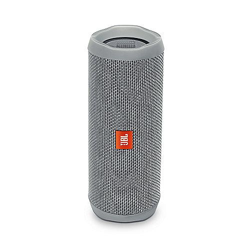 Flip4 Bluetooth Lautsprecher grau   6925281922671