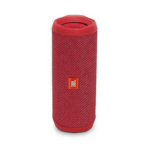 Flip4 Bluetooth Lautsprecher rot   6925281922435