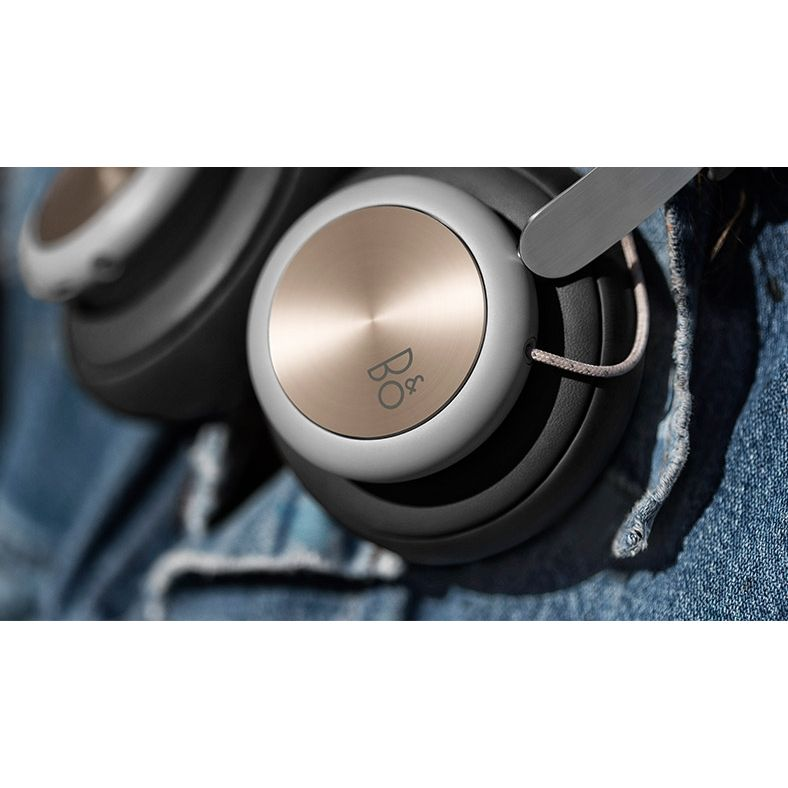 B&O PLAY BeoPlay H4 Over Ear Kopfhörer dunkelgrau