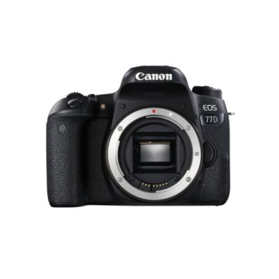 Canon  EOS 77D Gehäuse Spiegelreflexkamera | 4549292083583