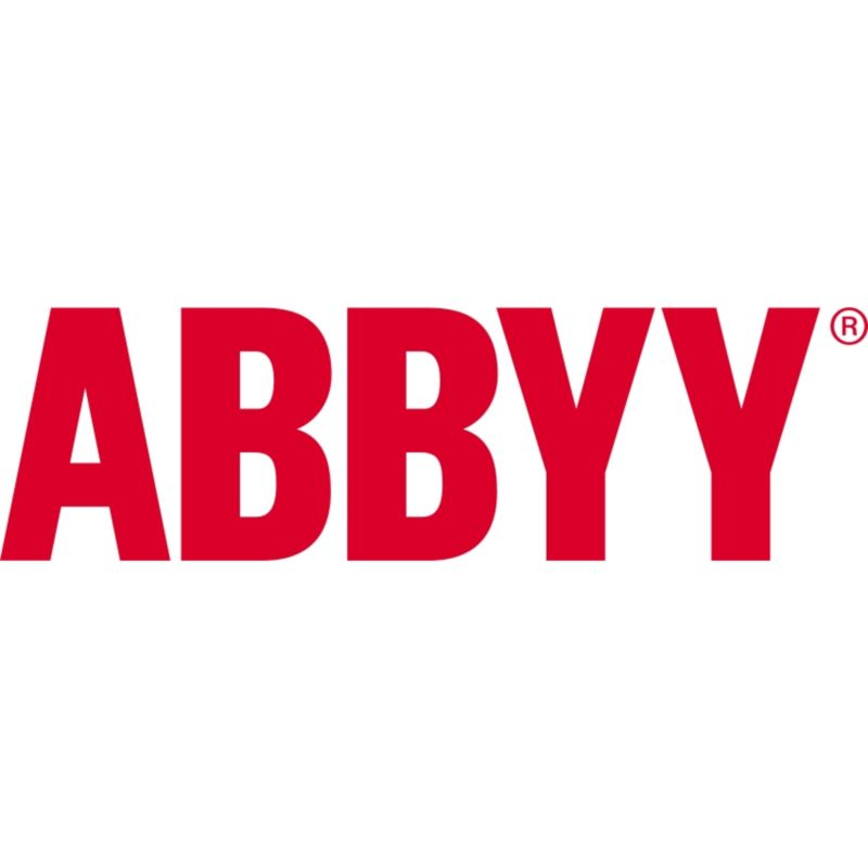 ABBYY FineReader 14 Standard, 1 User, ESD Key