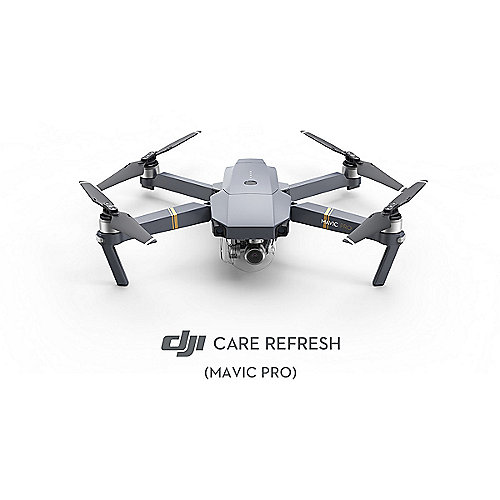 DJI Care Refresh 1 Jahr Mavic Pro