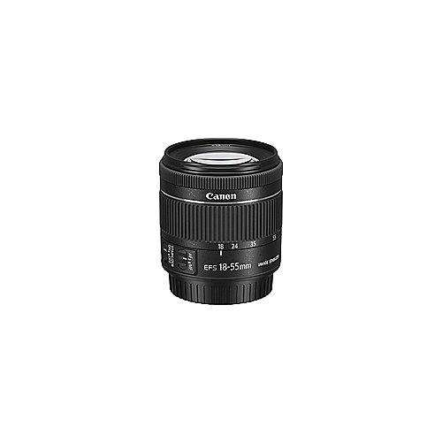 EF-S 18-55mm f/4.0-5.6 IS STM Standard Zoom Objektiv | 4549292075199
