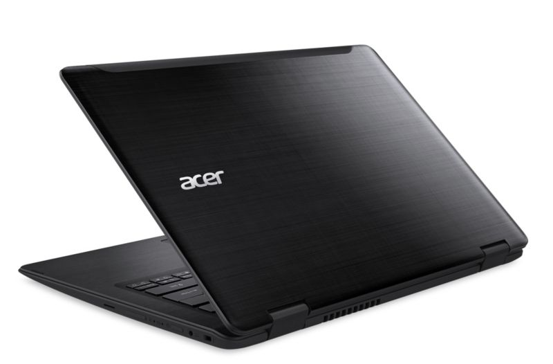 "Acer Spin 5 SP513-51-3466 i3-6100U 4GB/128GB SSD 13"" FHD 2in1 Touch W10"