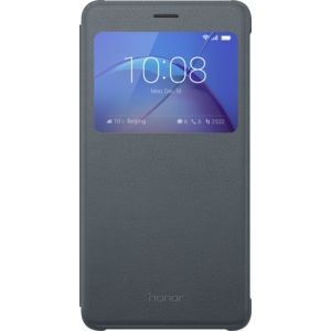 Honor View Flip Cover für Honor 6x, grau