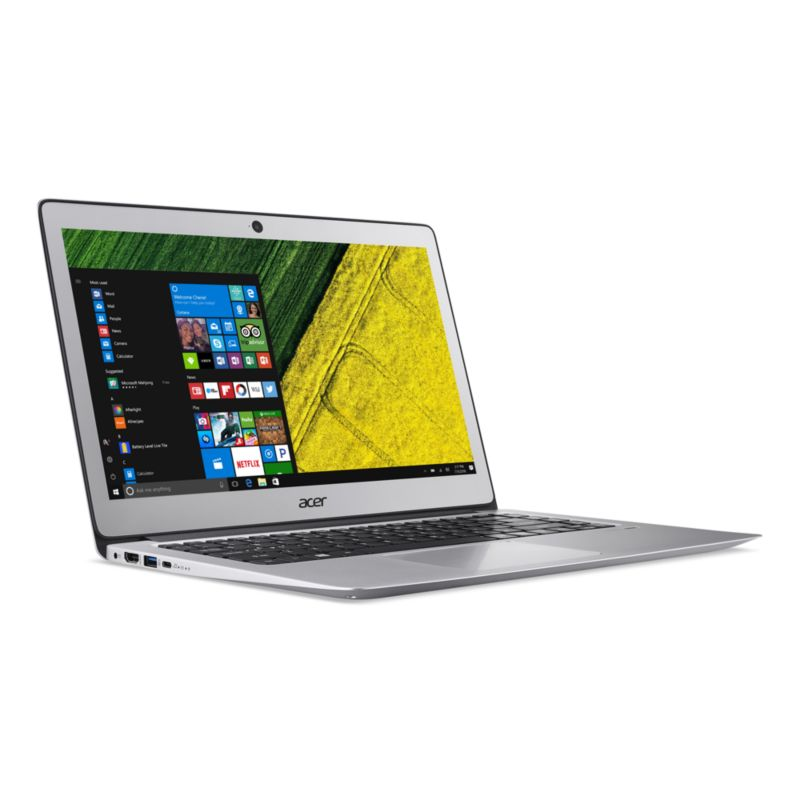 "Acer Swift 3 SF314-51-76CM i7-7500U 8GB/512GB SSD PCIe 14"" FHD W10"