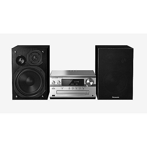 CP7A21-159 Panasonic SC-PMX84EG-S CD-Mikrosystem mit Bluetooth und Digitalradio