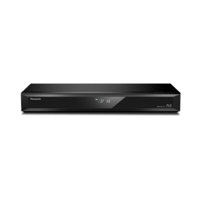 Panasonic DMR-BST760EG Blu-ray Recorder, 500 GB HDD, DVB-S Twin Tuner schwarz