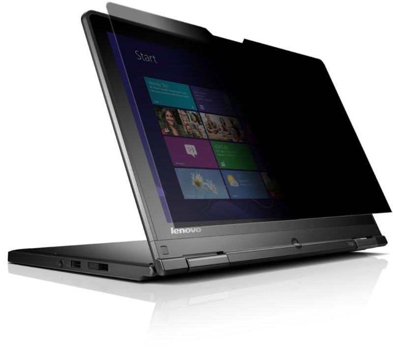 Lenovo 3M ThinkPad Yoga Privacy Filer - Blickschutzfolie (4Z10F04121)