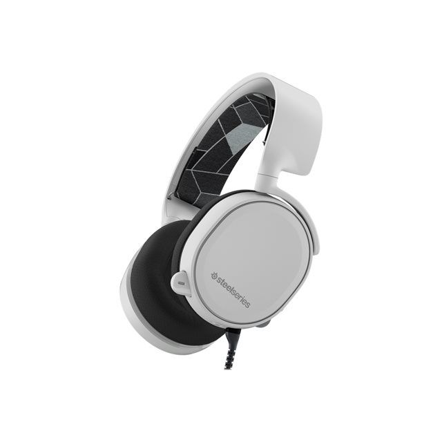 SteelSeries Arctis 3 kabelgebundenes 7.1 Gaming Headset weiß