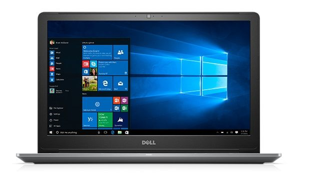 "DELL Vostro 5568 - i5-7200U 8GB/256GB SSD 15""FHD HD 620 Win10Pro"