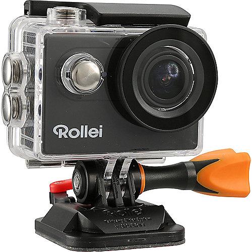 Rollei ActionCam 425 4k Ultra HD Video mit Unte...