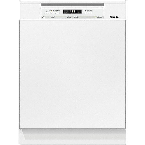 Miele G 6200 SCU Unterbau Geschirrspüler A Weiß 60cm
