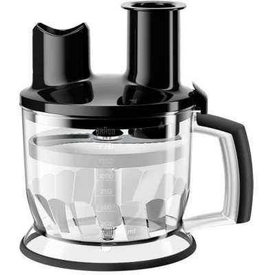 Braun  MultiQuick EasyClick MQ 70 Küchenmaschinen-Aufsatz (1.500 ml) | 4210201064930