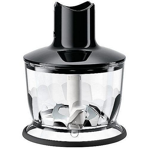 Braun MultiQuick EasyClick MQ 30 Schwarz Zerkleinerer (500 ml) | 4210201064954