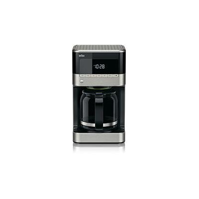 Braun  PurAroma 7 KF 7120 Kaffeemaschine schwarz | 8021098320254