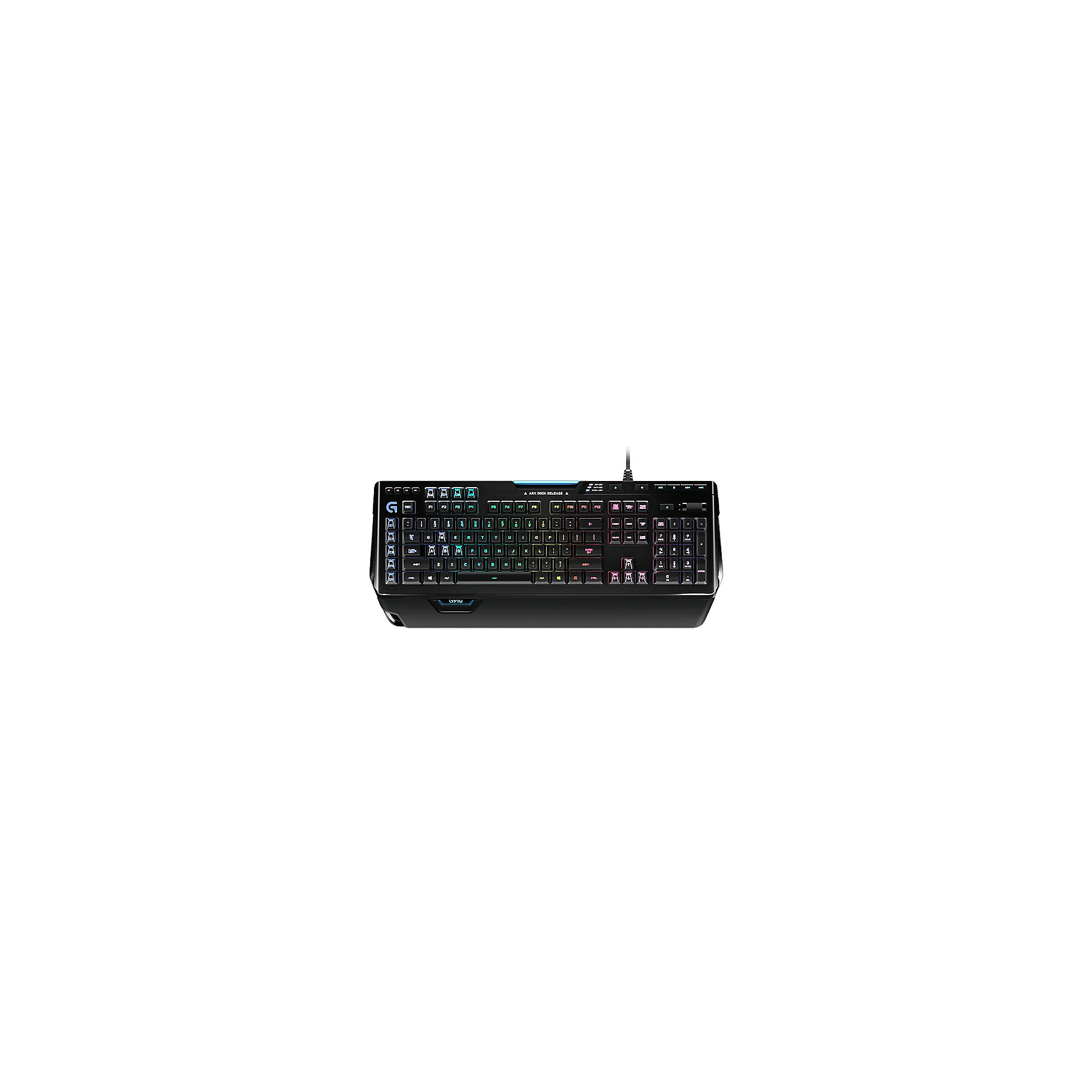 Logitech G910 Orion Spektrum Mechanical RGB Gaming Keyboard