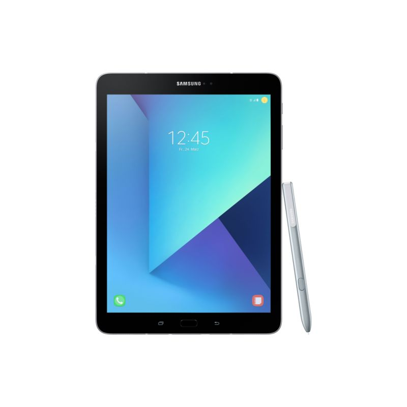 Samsung GALAXY Tab S3 9.7 T825N Tablet LTE 32 GB Android 7.0 silber