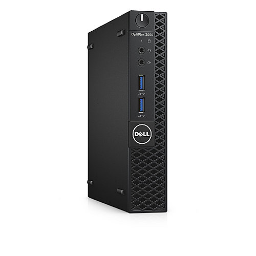 DELL OptiPlex 3050 MFF - i5-7500T 4GB/500GB HDD Intel HD 630 WLAN+BT W10P