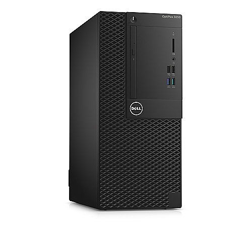 DELL OptiPlex 3050 MT - i5-7500 8GB/1TB HDD Intel HD 630 DVD-RW W10P