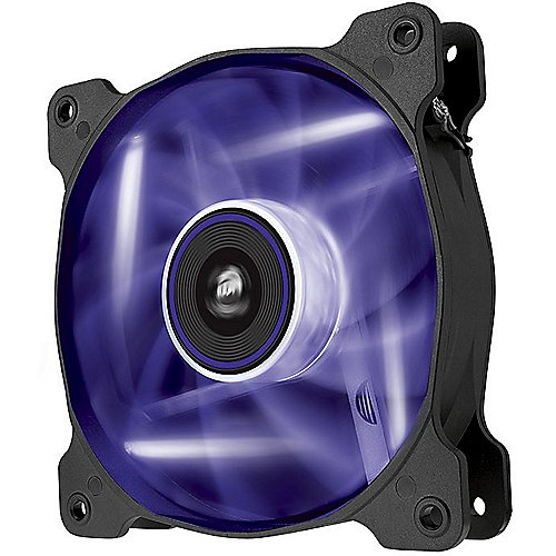 Corsair Air Series AF140 LED Purple Quiet Edition Lüfter 140x140x25mm