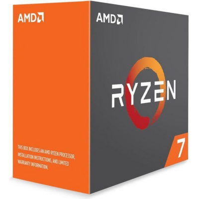 AMD  Ryzen R7 1700X (8x 3,4/3,8GHz) 16MB Sockel AM4 CPU BOX | 0730143308342